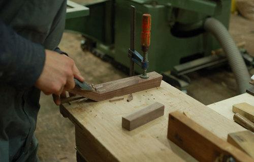 木製 椅子