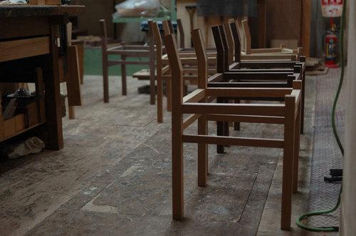 木の椅子 ピコチェア