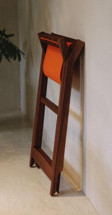 折りたたみ椅子 ぱたむスツール