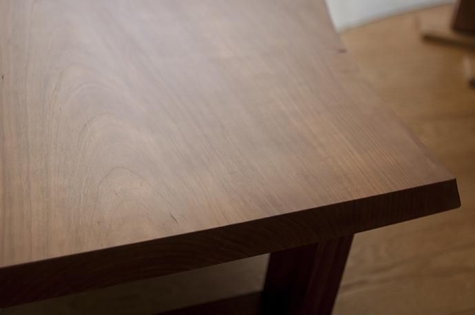 無垢天板|本桜の一枚板