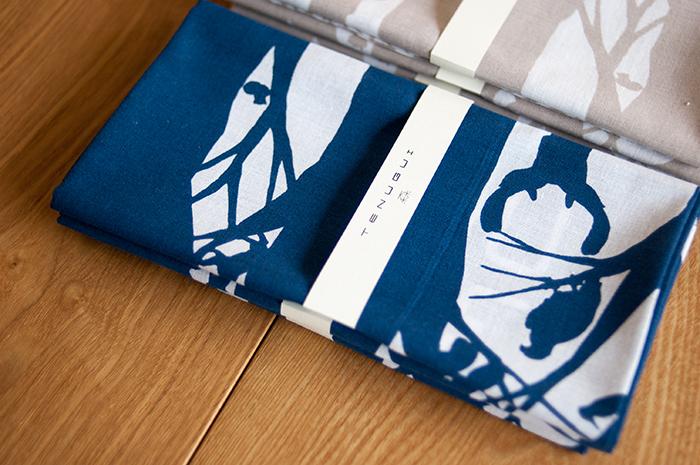 セレクト|オリジナル手拭い「森」