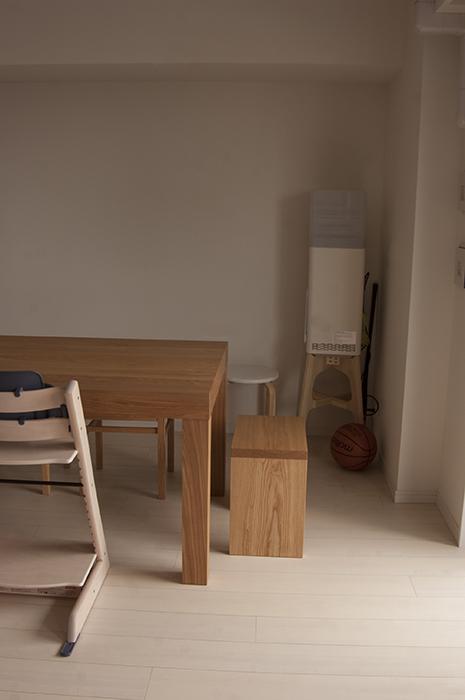 オーダー家具の納品|アッツスツール