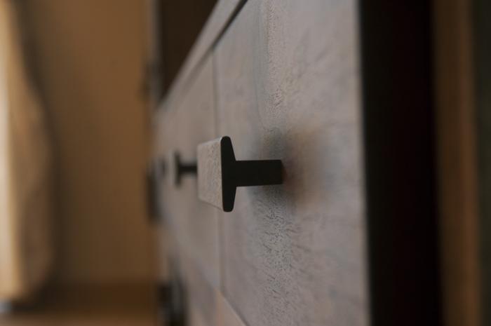 オーダー家具/TANA食器棚の取っ手画像