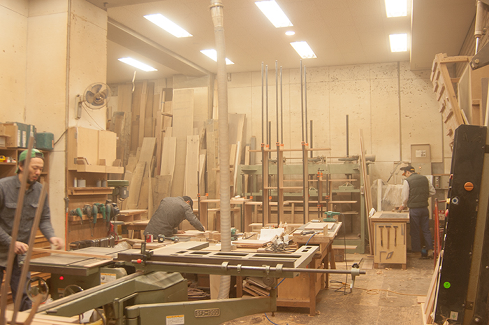 WOODWORK Fuctory