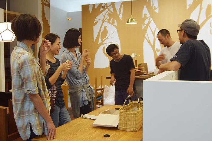 2014年9月23日(火・祝)「こうぼうのおんがく」に合わせて一日限りのパン屋さん開店します