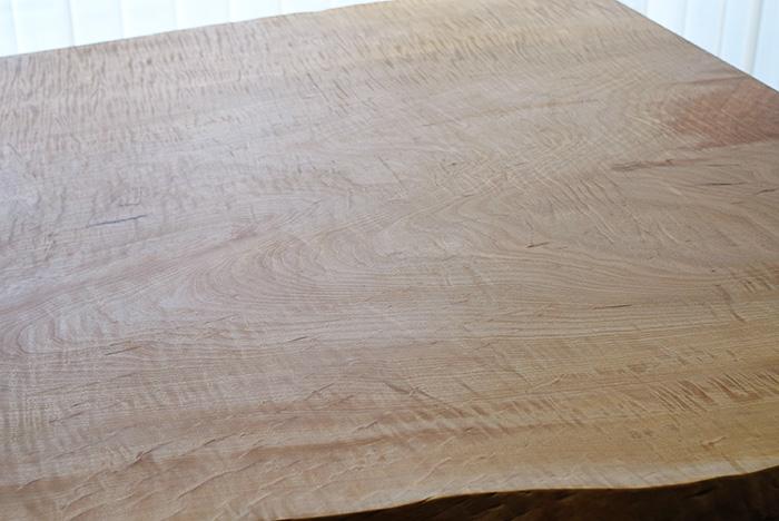 トチ一枚板天板 N08-22