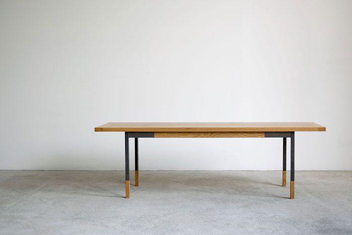 新しいローテーブル