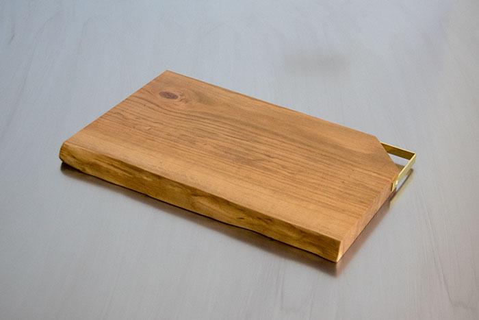 木製カッティングボード『kittaki』完成品