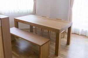 アッツテーブル、ピコチェア、アッツベンチをご納品しました