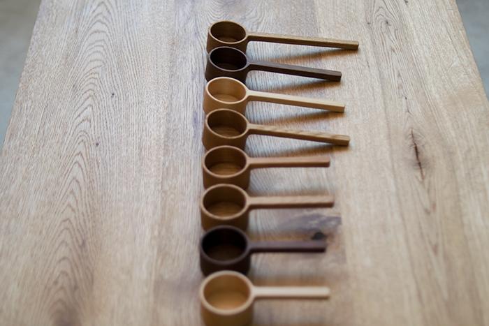 木工ふたり組 石井さんのカトラリー