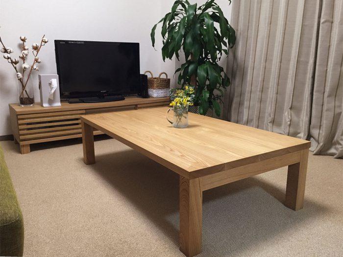 ご納品から8か月 スタンダードテーブル タイプ2