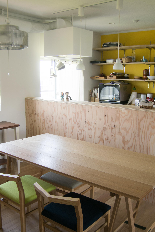 折りたたみテーブル パタムテーブル