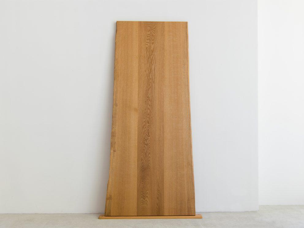 ナラ三枚接ぎ天板 (NO11-20)