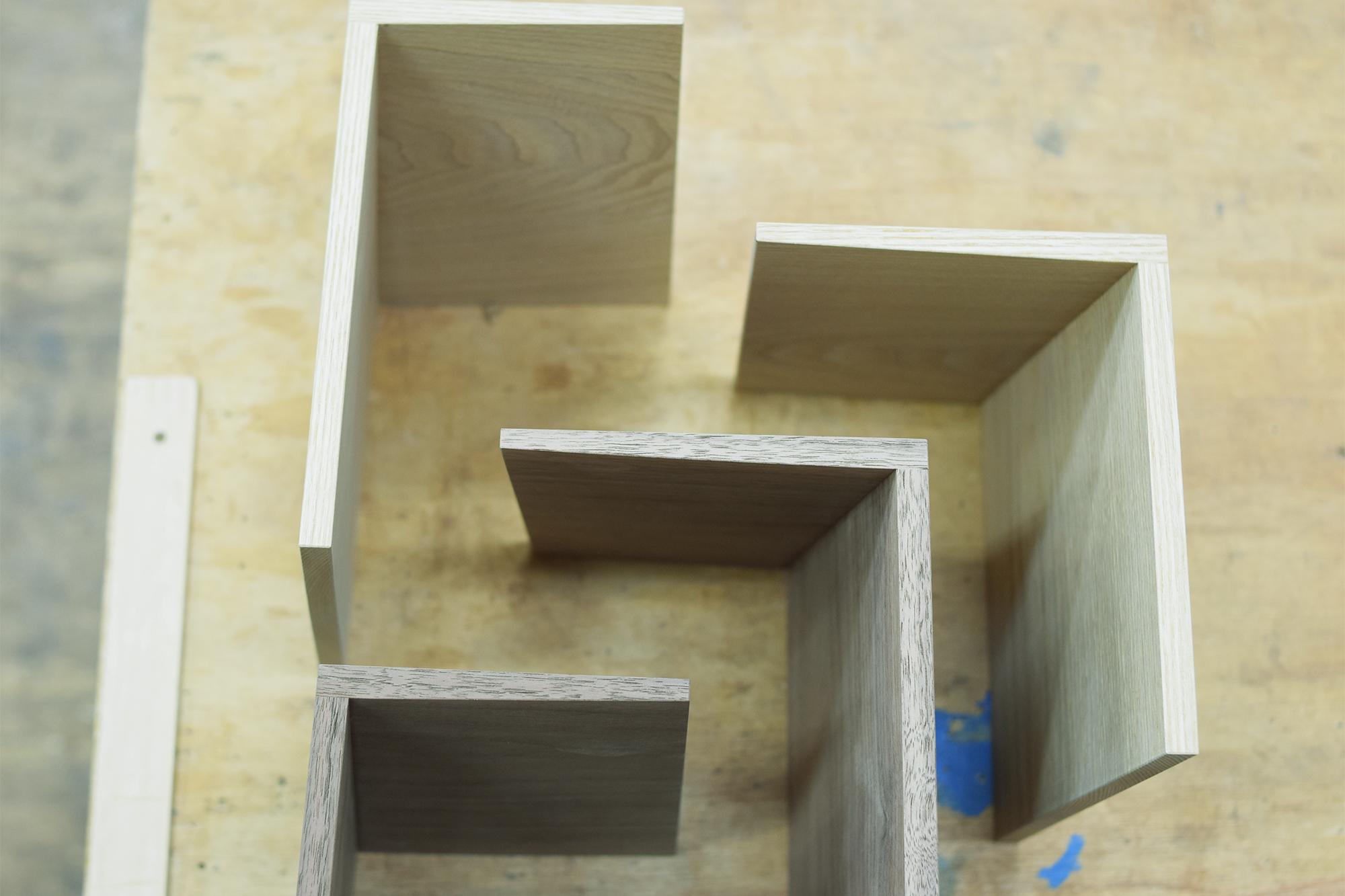 A4シェルフ shelf 壁掛け 棚 ウォールシェルフ