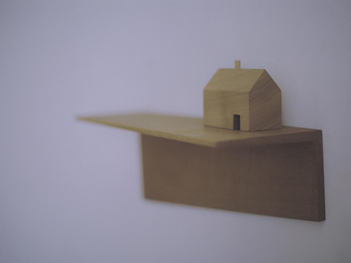 A4 SHELF シェルフ 棚 ウォールシェルフ