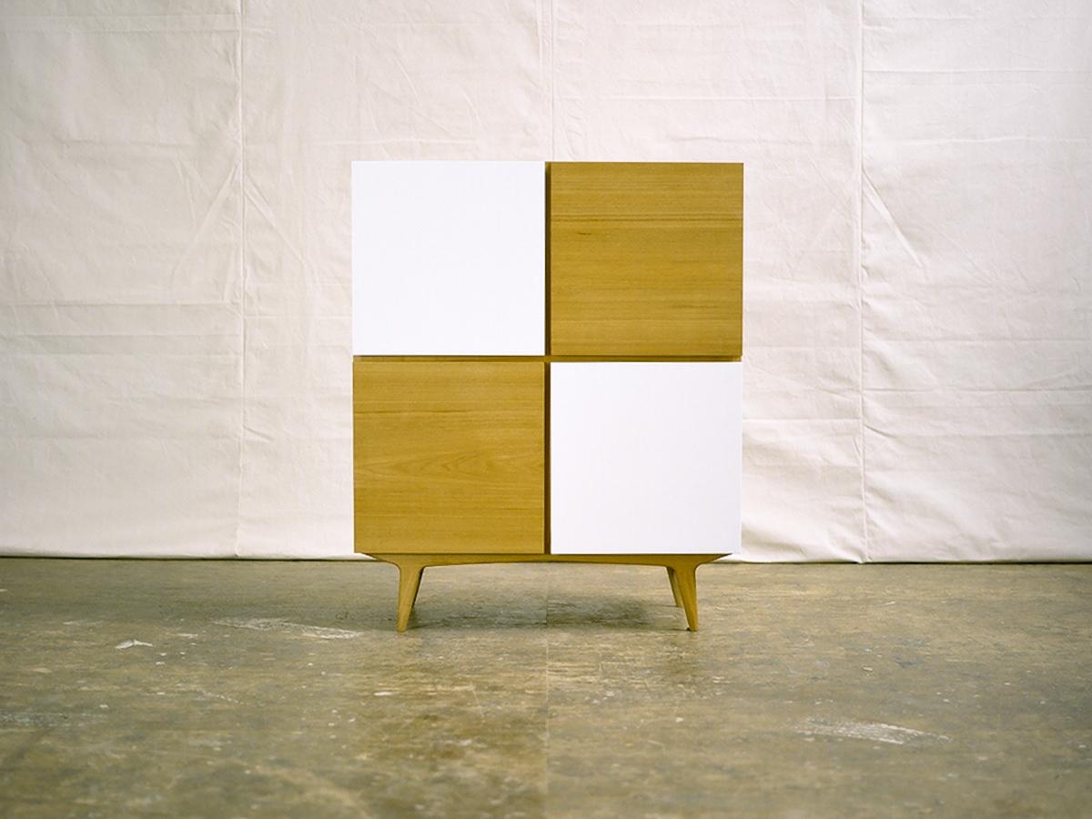 TONE CABINET / tamo + white
