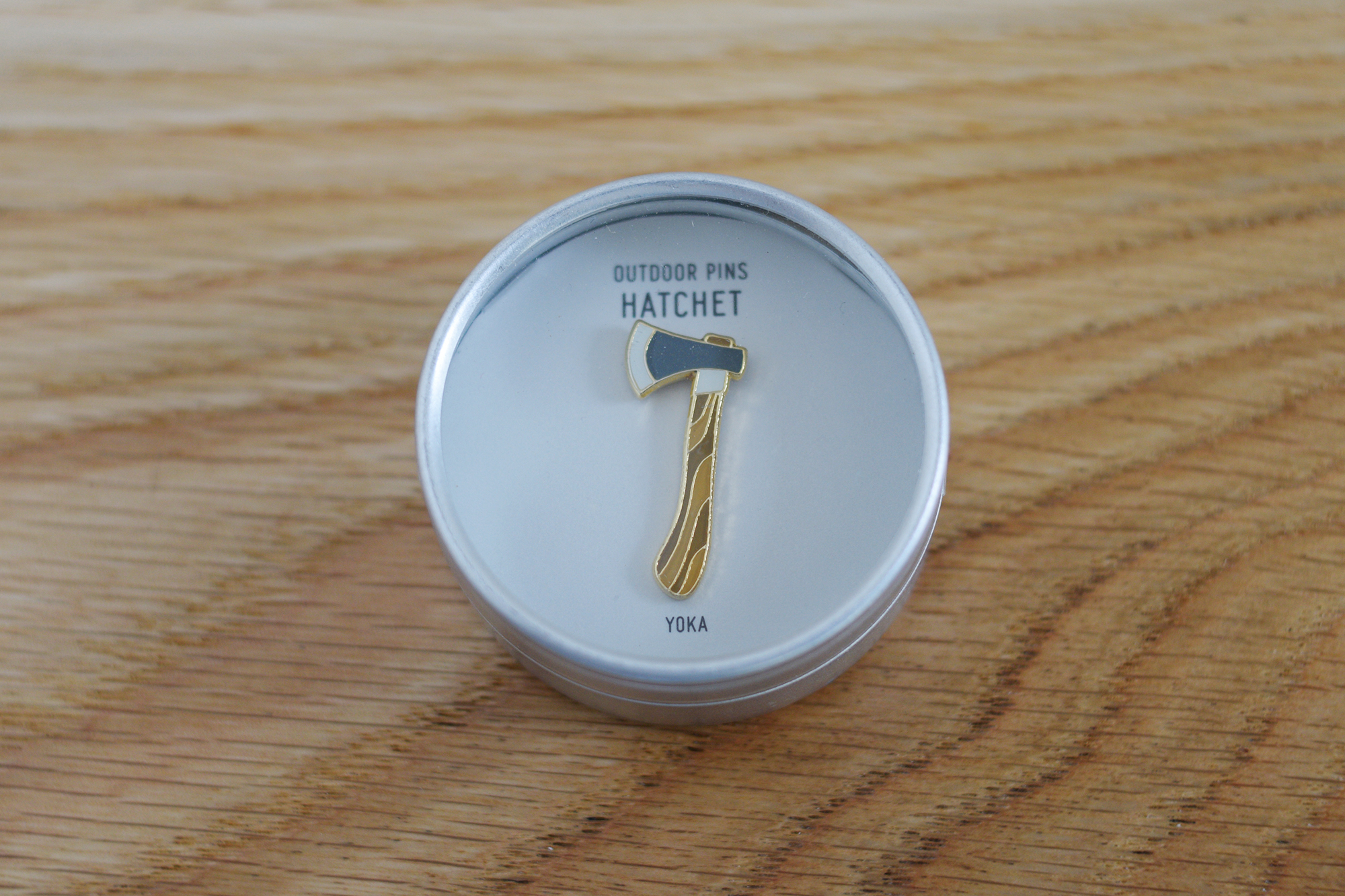HACHET /  Outdoor Pins