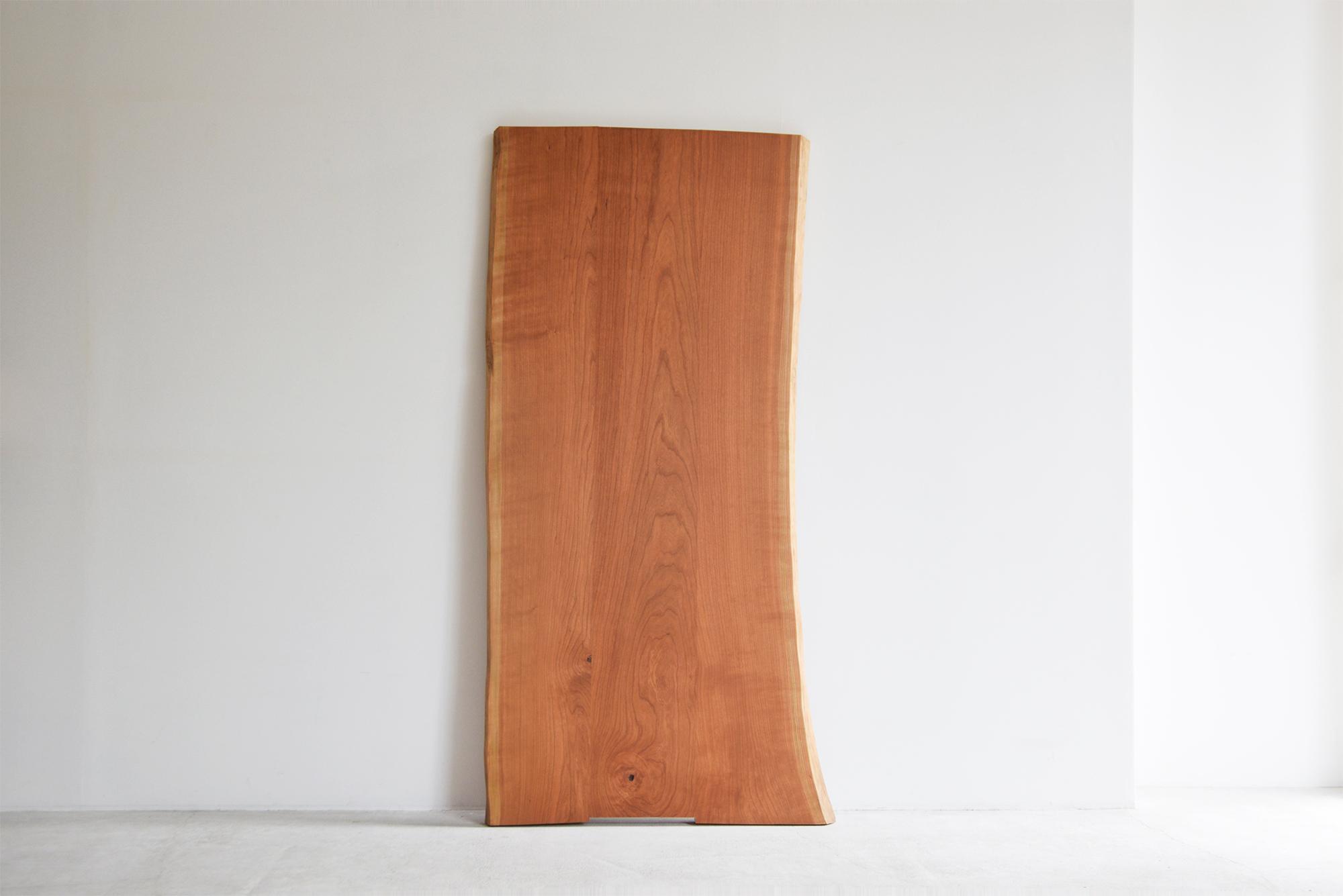 アメリカンブラックチェリー三枚接ぎ天板(品番/N14-30)