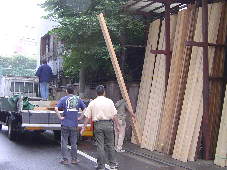 2006年7月25日下人商店林場