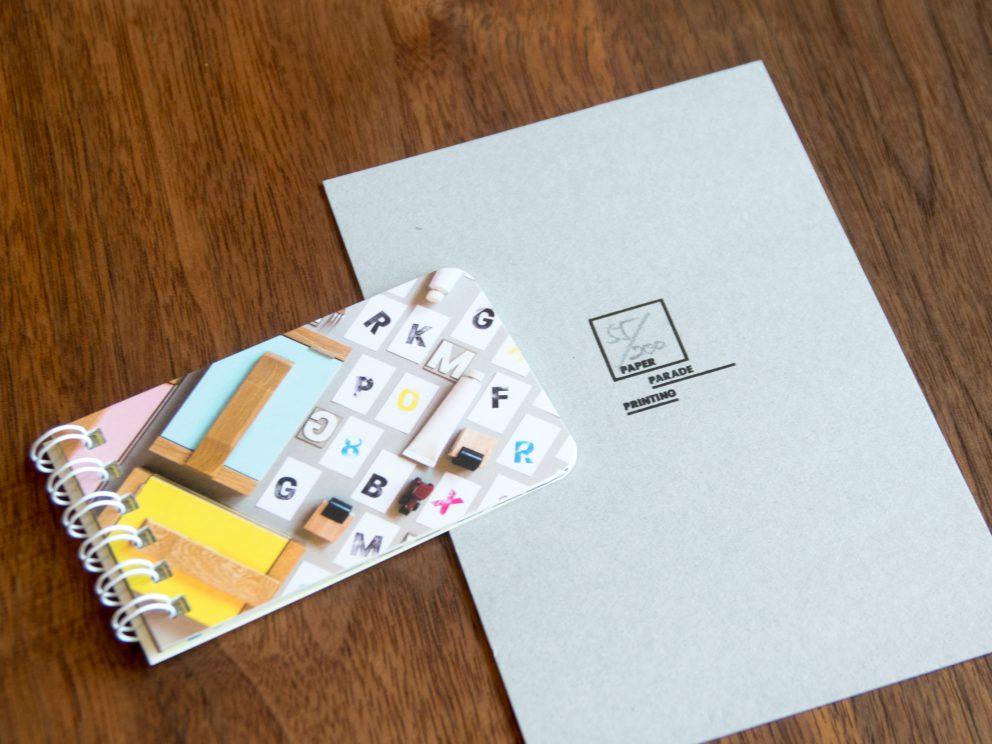 Paper Parade Print Kit のためのカタログ