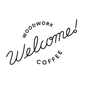 WOODWORK Welcomcoffee  logo