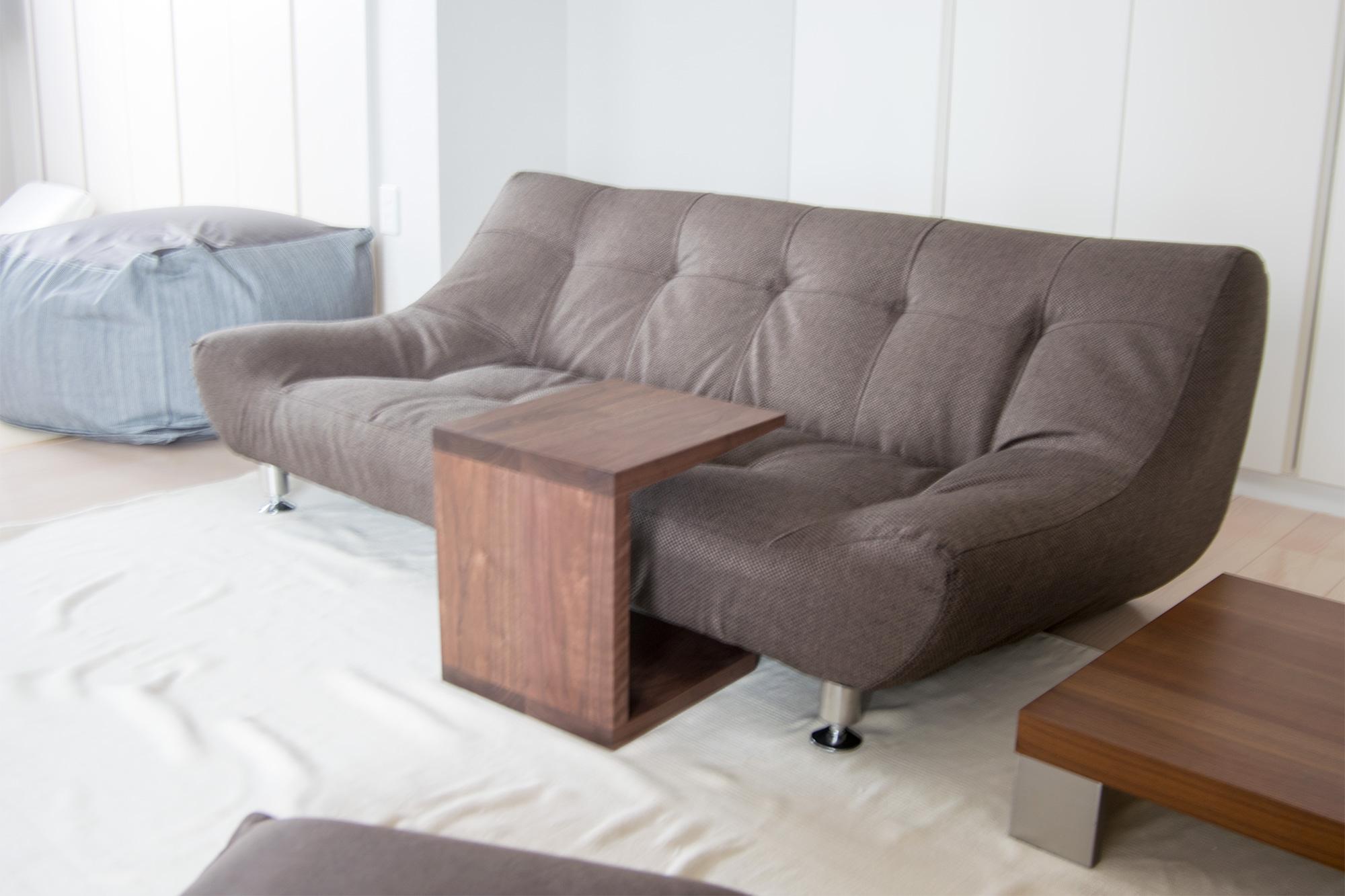 コの字型SOFA用テーブル