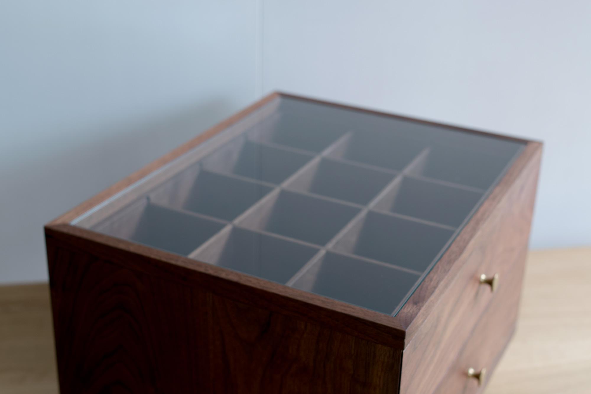 ネクタイ収納ボックス