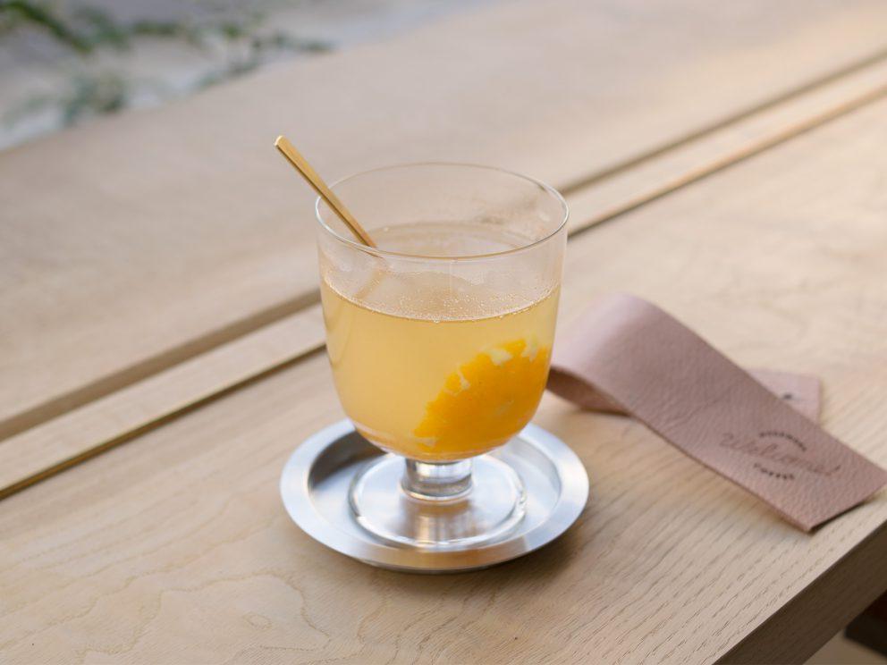 ホットオレンジ WOODWORK Welcome COFFEE