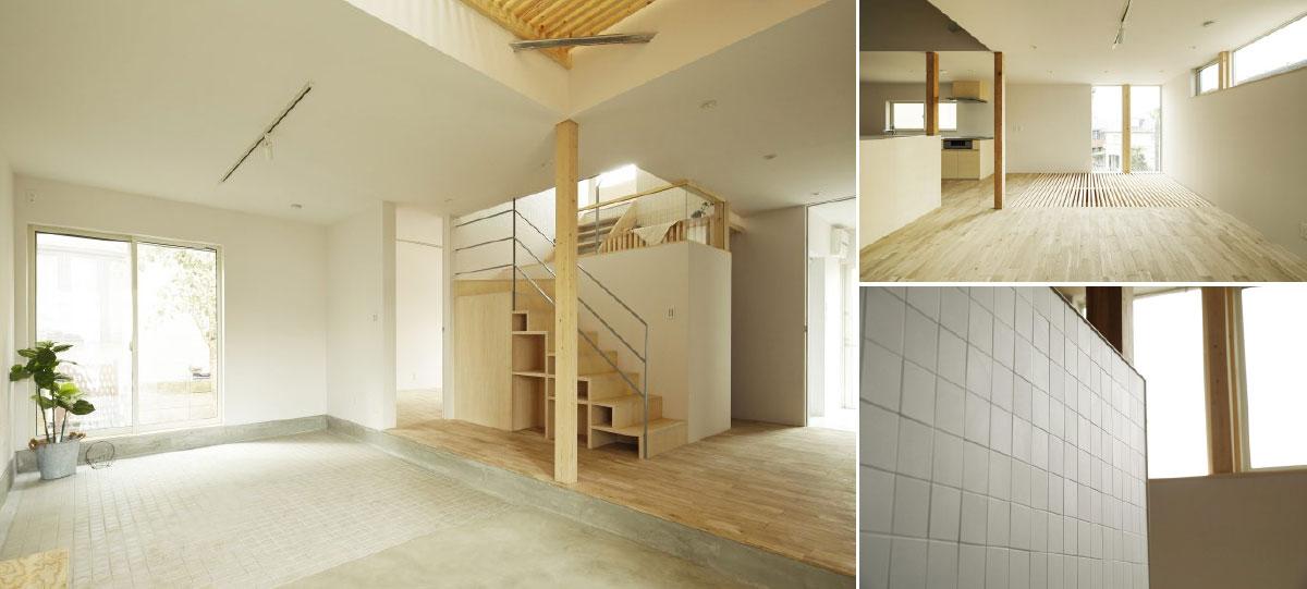 AIDAHOリノベーションプロジェクト「深沢の家」