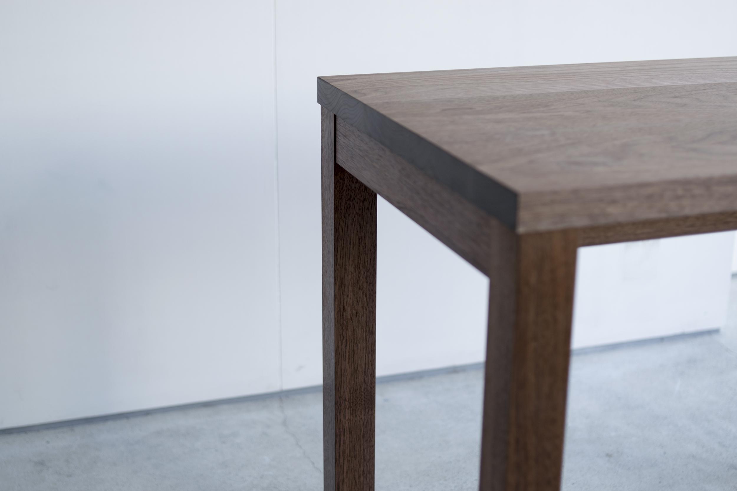 スタンダードテーブル・タイプ2 デザイン