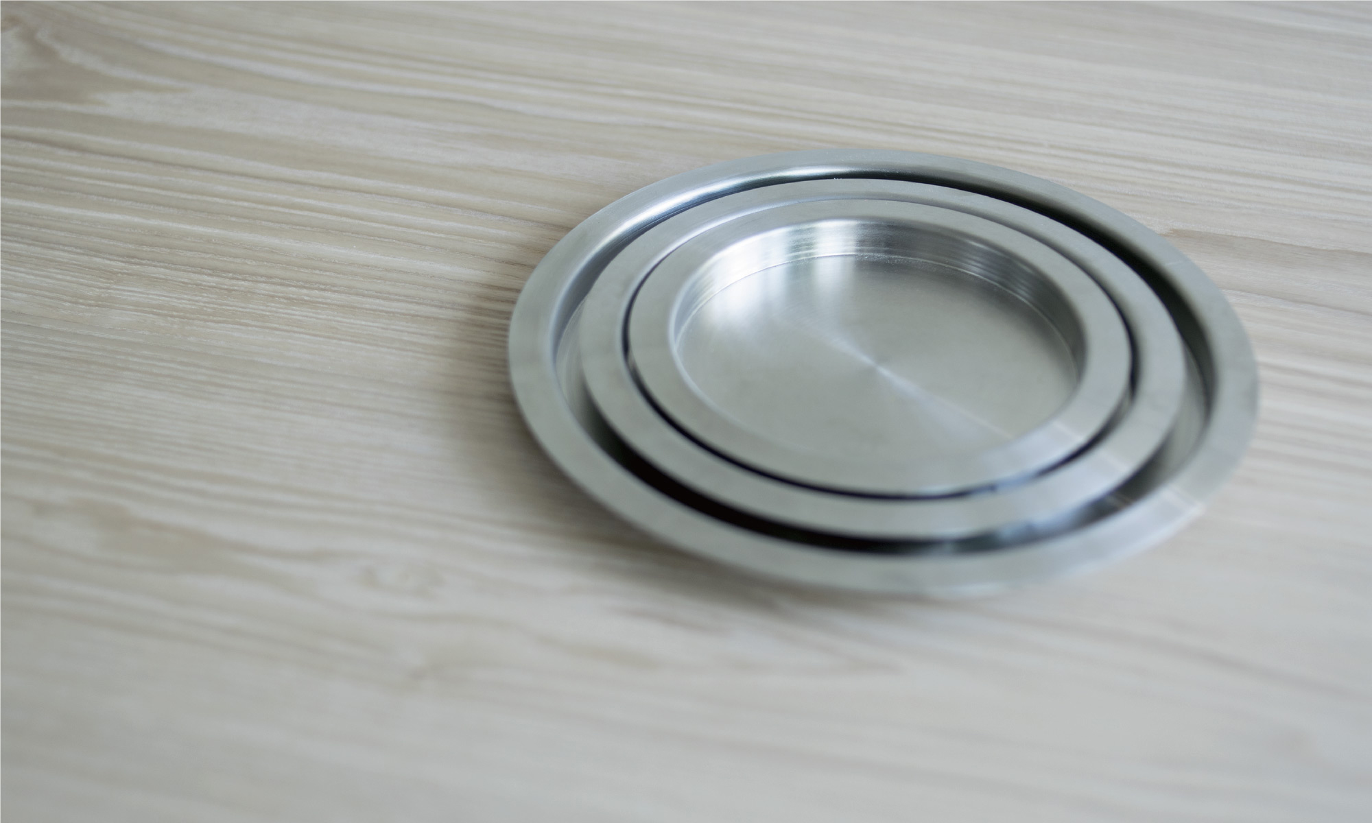 stainless coaster