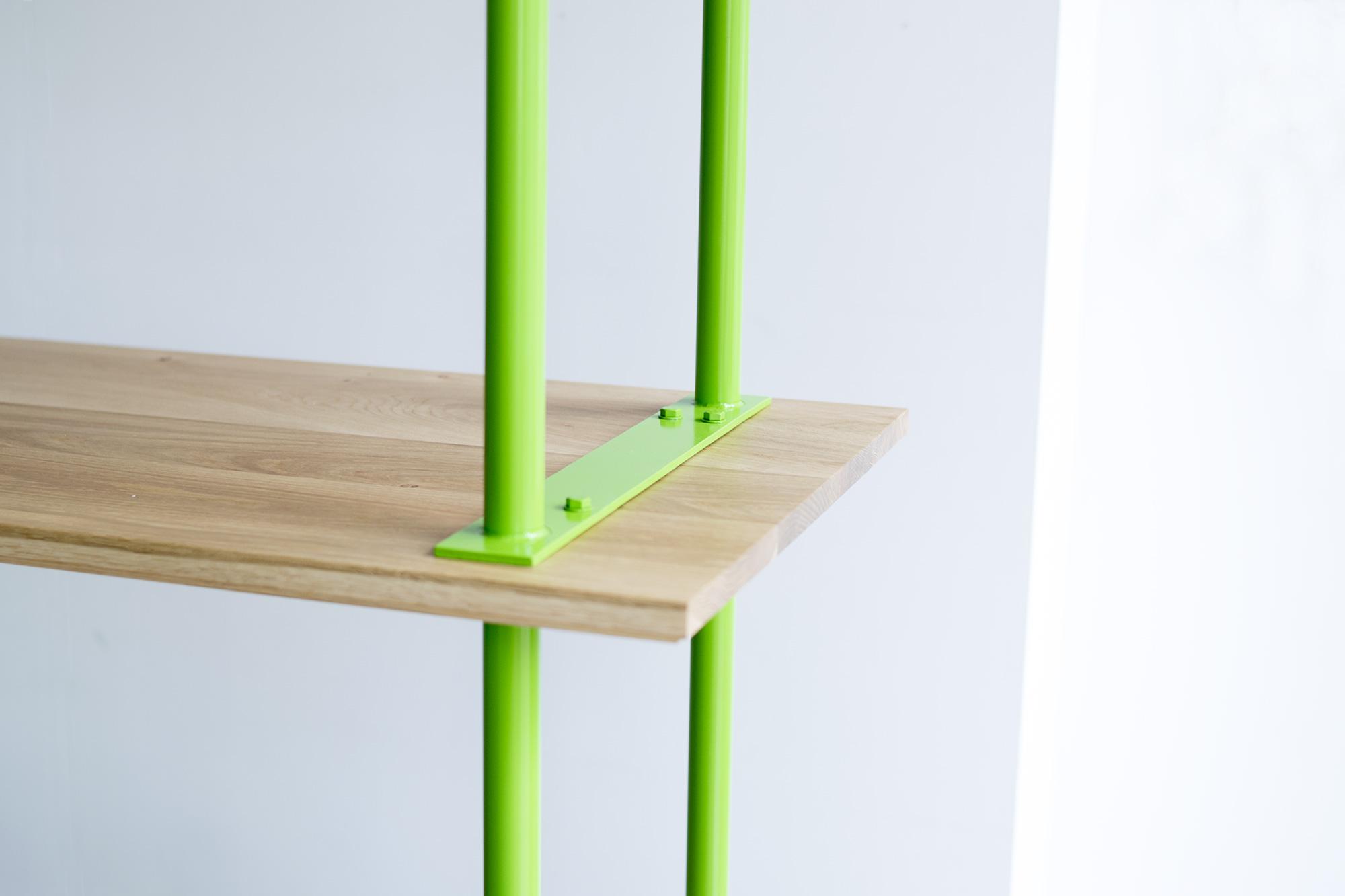 ご納品した、build rack オリジナルカラーバージョン
