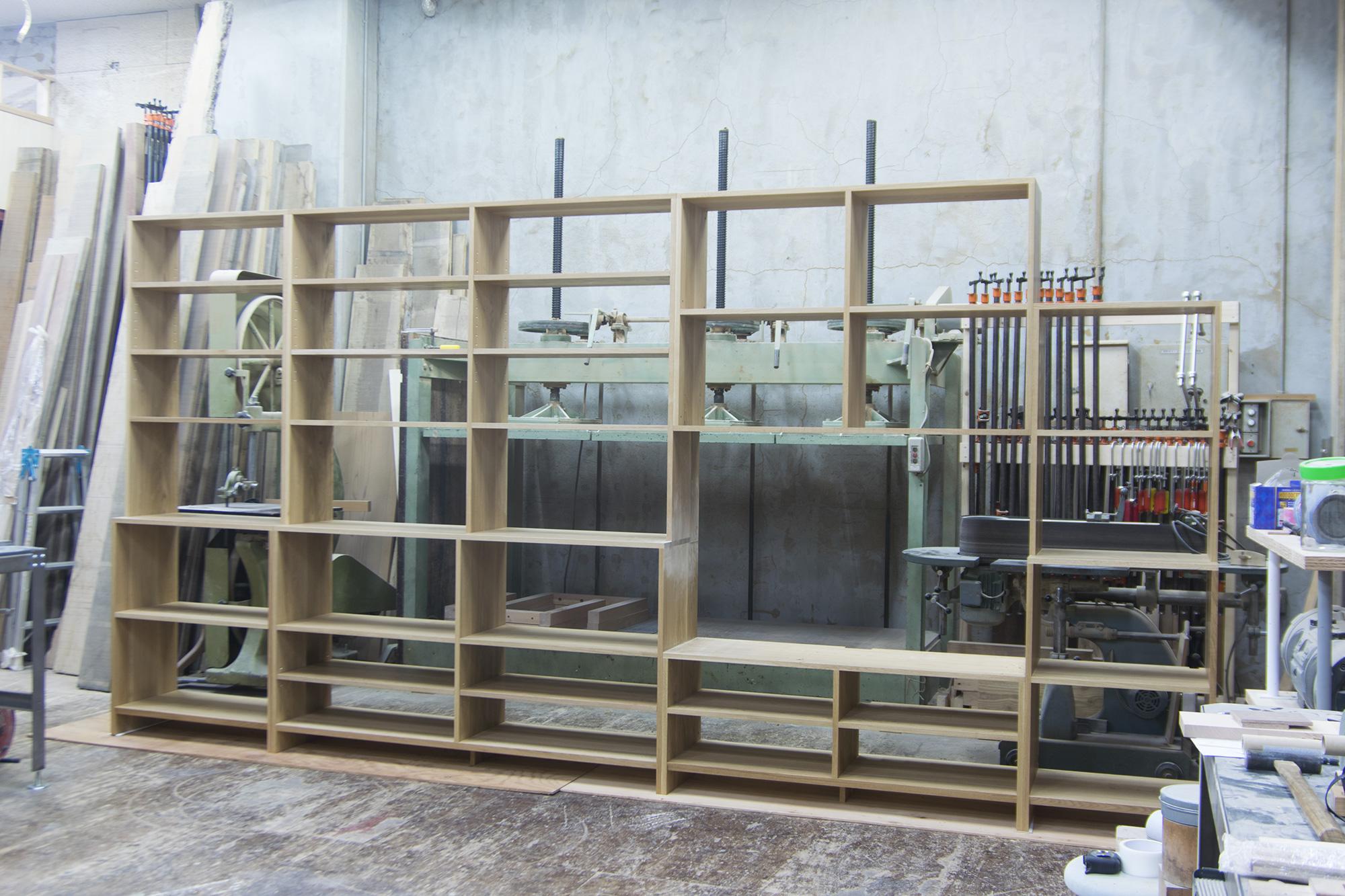 TANA壁面収納 テレビボード