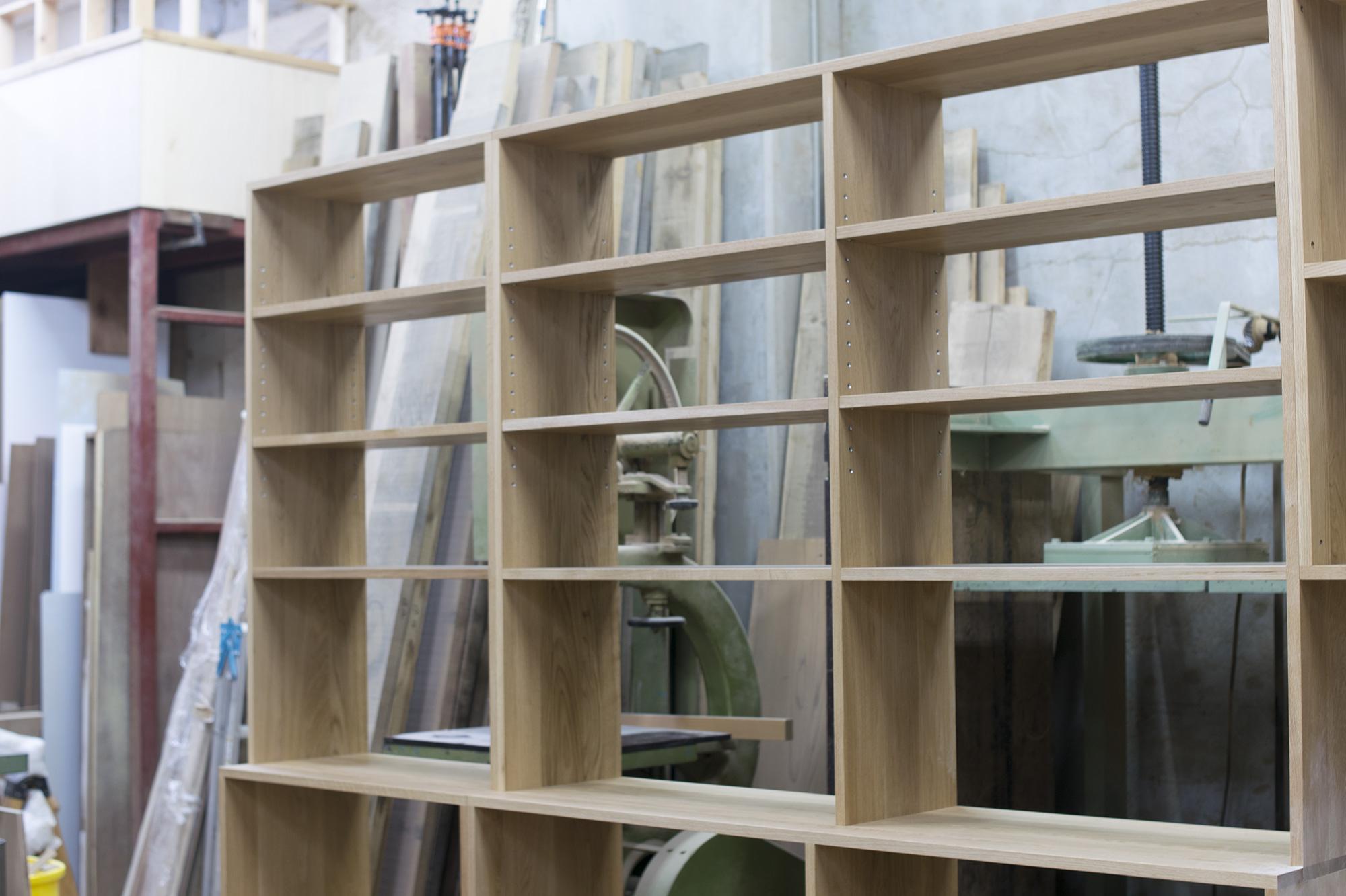 TANA壁面収納 テレビボード 上段