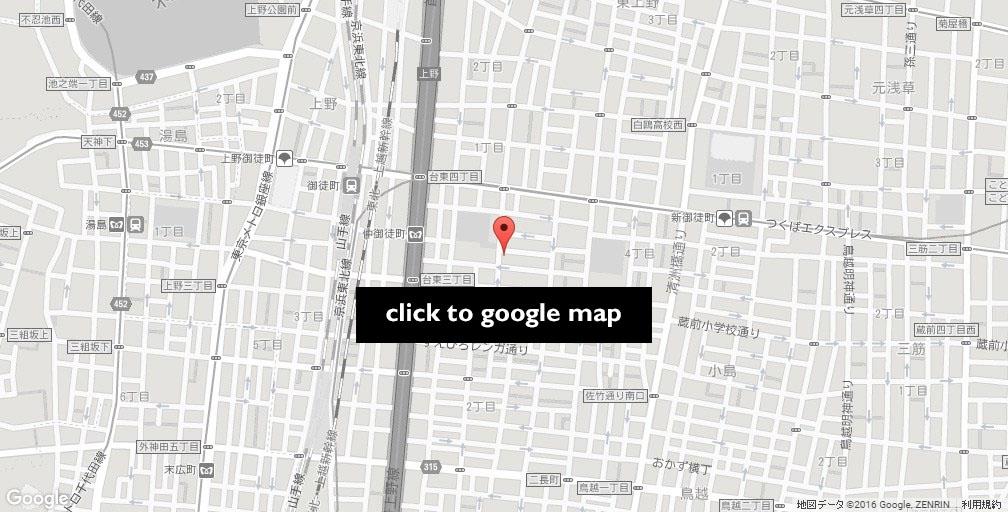 WOODWORK 地図