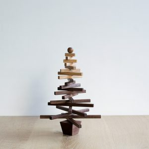 WOODWORK Christmas tree S