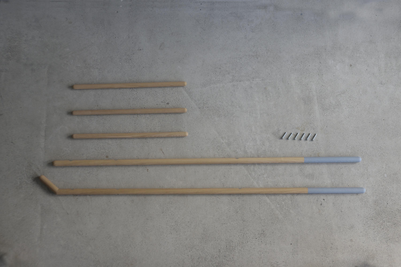 stand up rack 組み立て式