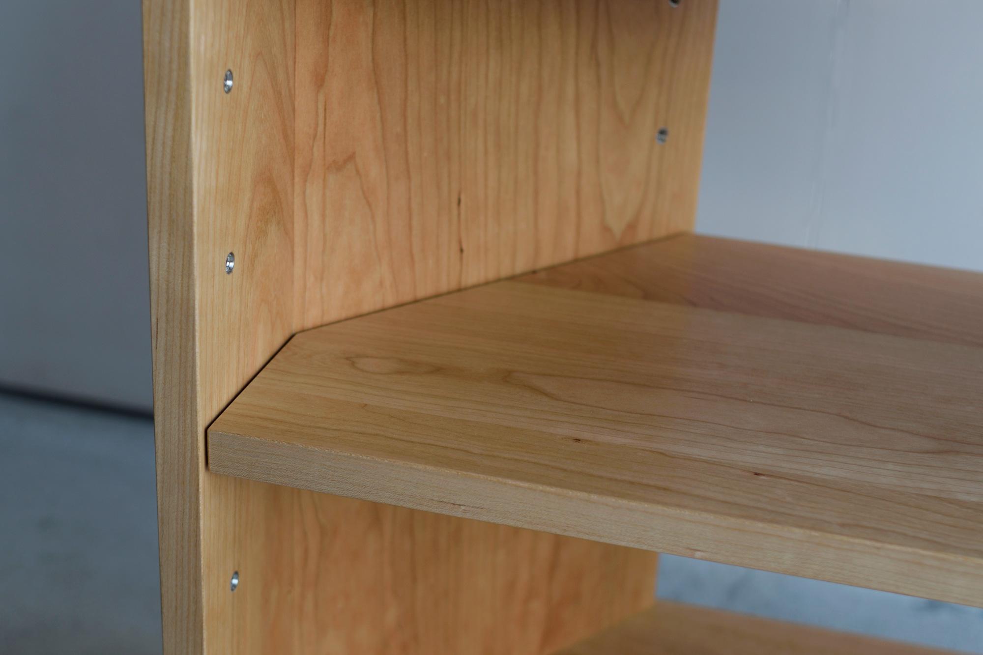 台形の棚板