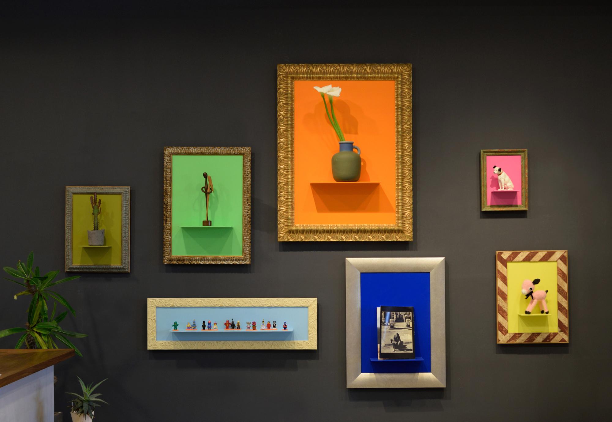 2019年 nabis&F.展示