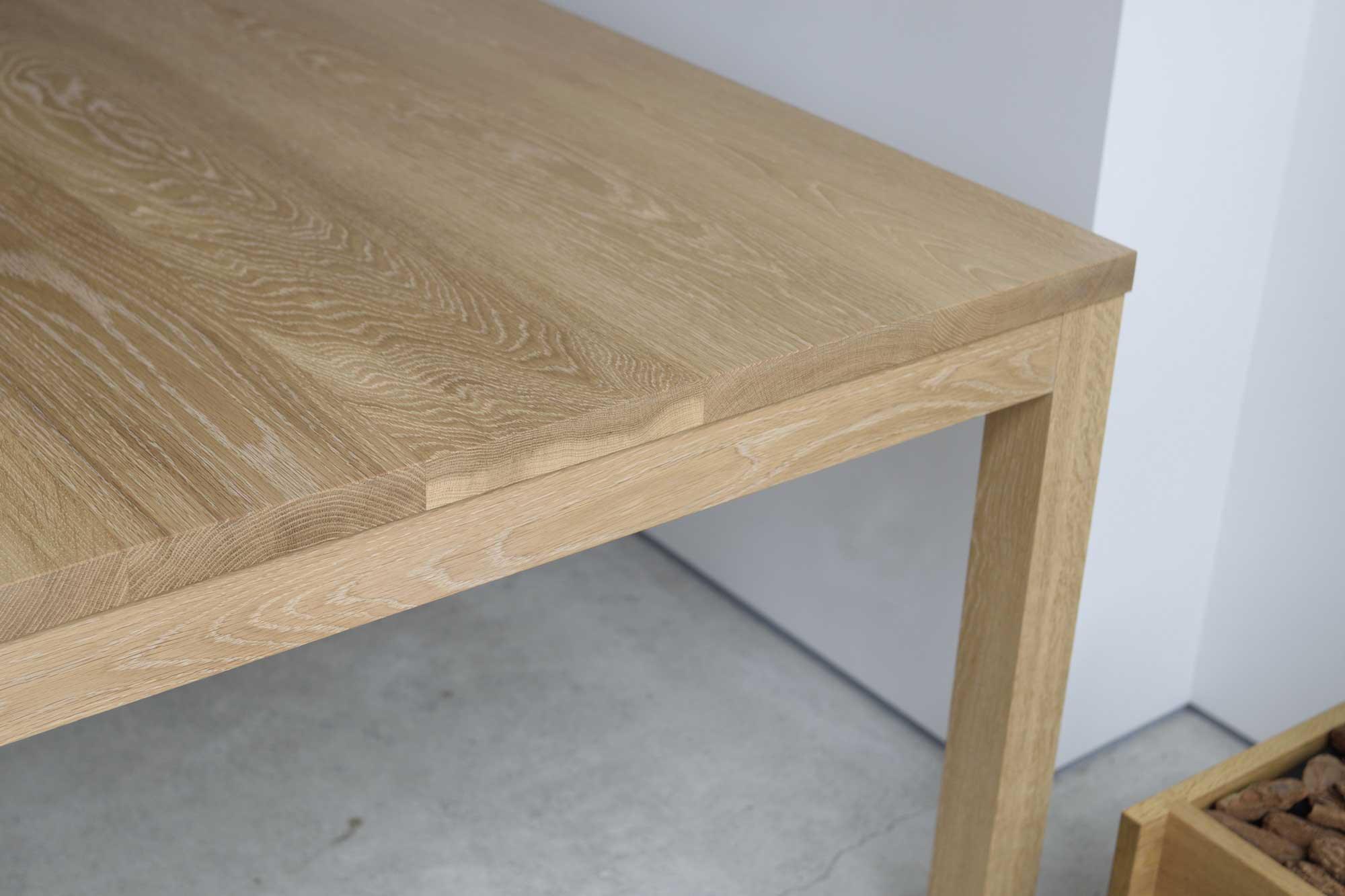 スタンダードテーブル・タイプ2 タモ
