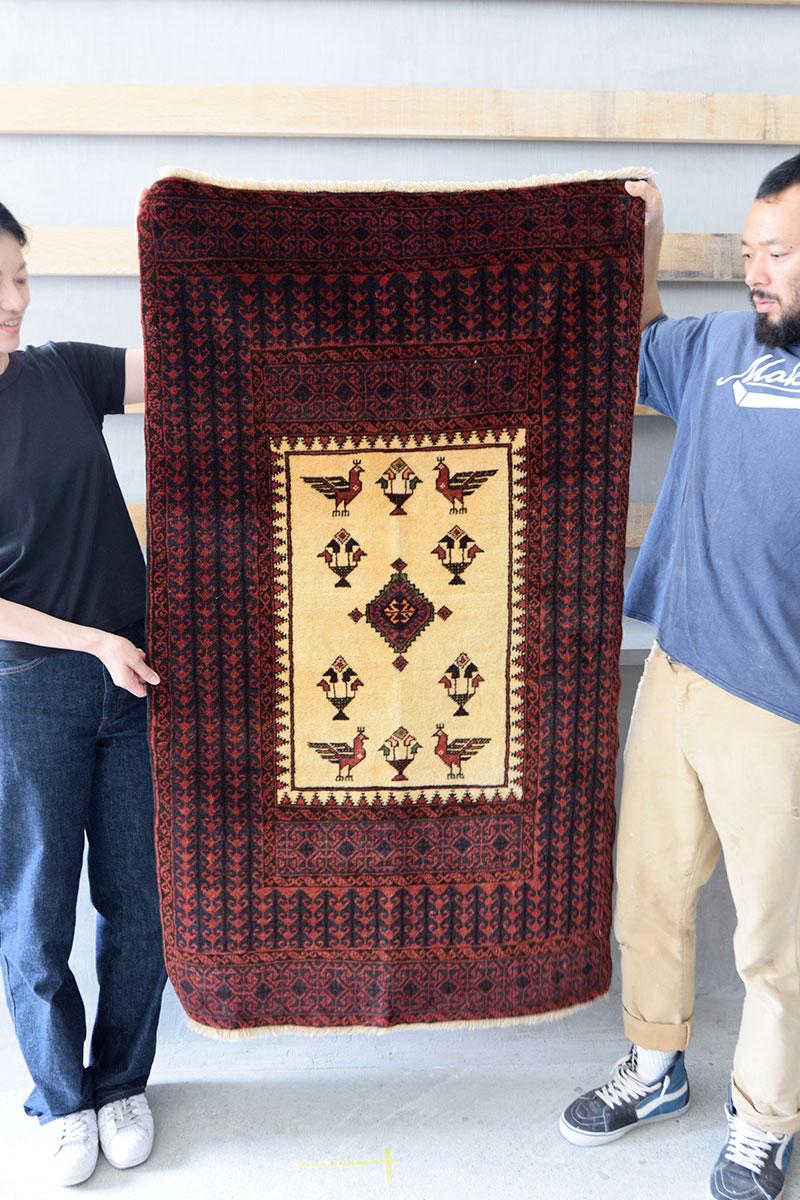 Tribal rug #10780