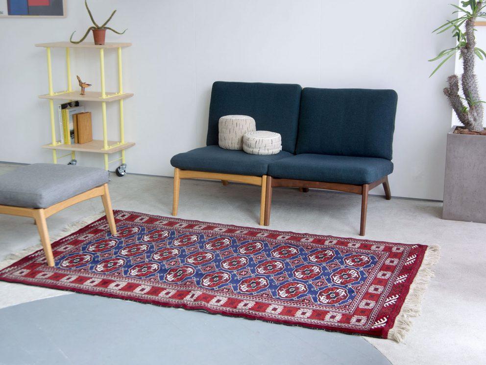 Tribal rug / #71526 / 195×125cm / トルクメン族