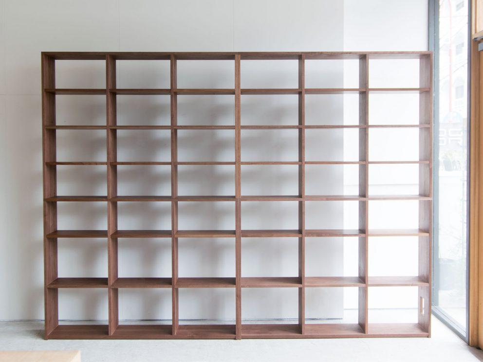 TANA bookshelf