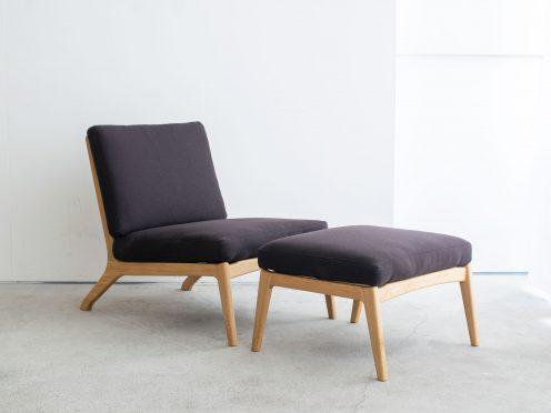 SOFA02 Oak+ Brown cushion