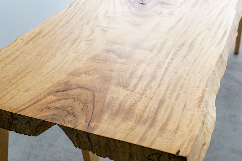 トチ一枚板天板( N06-02)