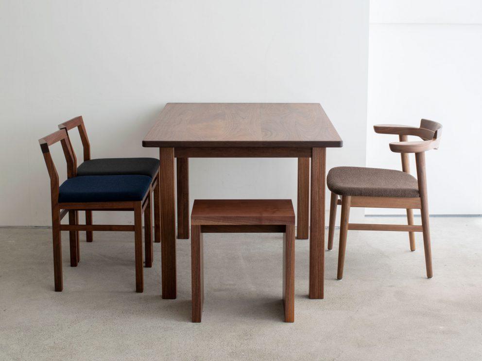 スタンダードテーブル、第二ぐテーブルセット