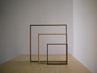 正方形の木製フォトフレーム『フローフレーム』
